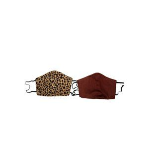 Other - 3 layer Face Mask Adult One Size Filter Pocket